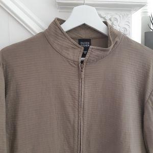Eileen Fisher Cotton Jacket